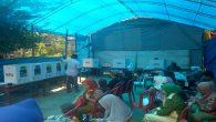 Suasana Pemungutan Suara Pemilu 2019 di TPS 02 Bontokio, Minasatene, Pangkep. (foto: mfaridwm/palontaraq)