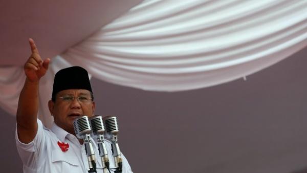 Prabowo Subianto (foto: ist/*palontaraq)