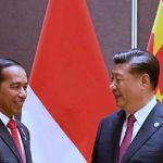 Jokowi dan Presiden Xi Jinping. (foto: cnnindonesia)