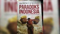 Ilustrasi - Paradoks Indonesia - Buku karya Prabowo Subianto. (foto: cnnindonesia)