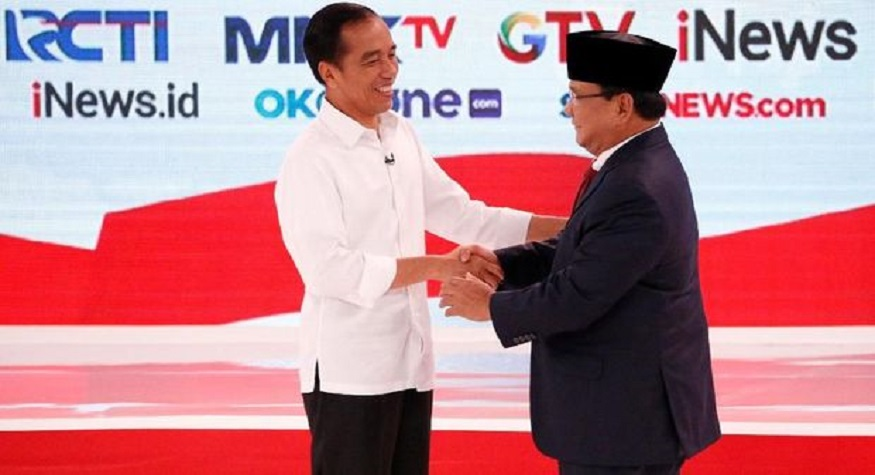 Prabowo dan Jokowi. (foto: ist/*palontaraq)