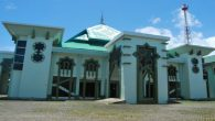 Islamic Center Pangkep. (foto: mfaridwm/palontaraq)