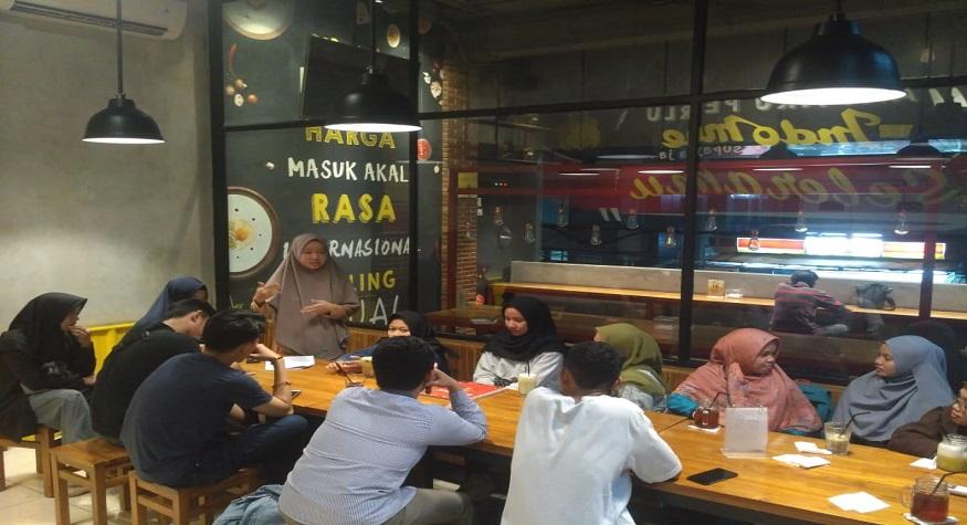 Rapat Panitia Pelangi Ramadan. (foto: ist/arr)