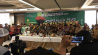 Konferensi Pers Pejuang NKRI, Para Purnawirawan TNI-Polri menolak hasil Pilpres 2019. (foto: ist/palontaraq)