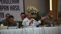 KPU tetapkan hasil rekapitulasi nasional Pemilu 2019. (foto: ist/palontaraq)