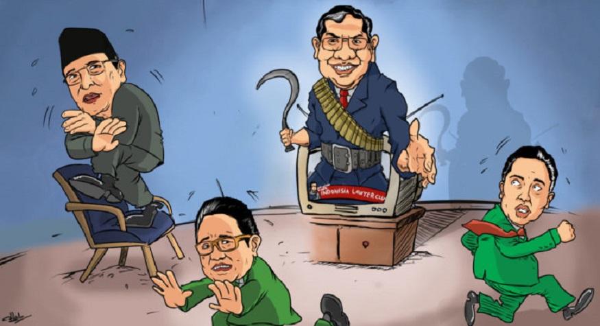 Ilustrasi by: Hersubeno Arief