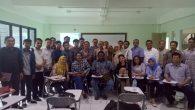 Dosen dan Mahasiswa Program Stud S2 Universitas Patria Artha (UPA). (foto: ist/palontaraq)