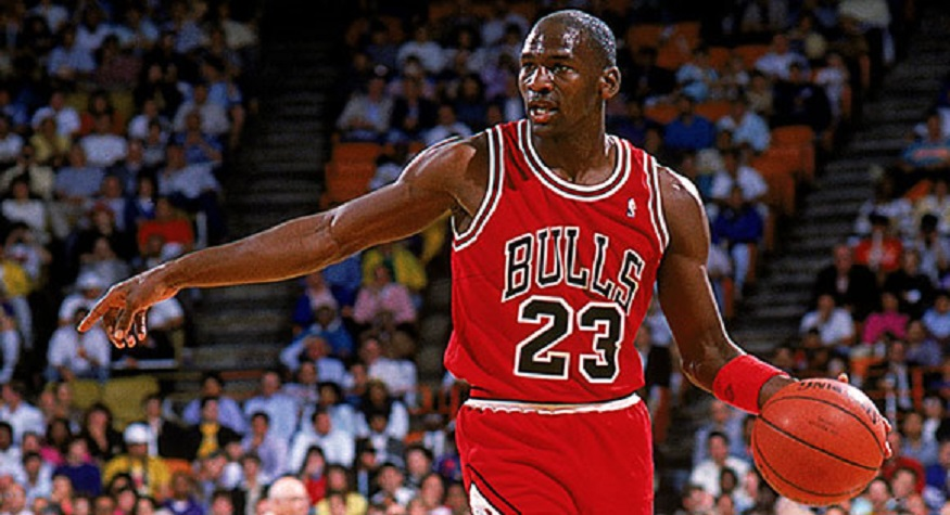 Michael Jordan. (foto: ist/*palontaraq)