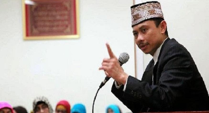 Imam Shamsi Ali. (foto: moslemtoday.com)