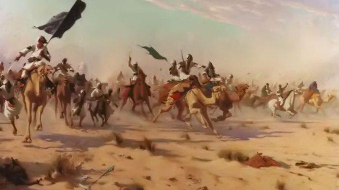 Ilustrasi - Perang Badar
