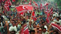 Ilustrasi - Massa Pendukung Partai Aceh