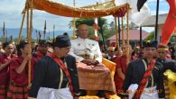 Datu Luwu XL, H. La Maradang Mackulau, SH Opu To Bau'. (foto: ist/palontaraq)