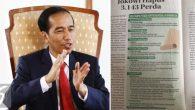 Jokowi dan Daftar Perda bernafaskan Islam yang dihapus. (foto: ist/palontaraq)