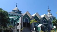 Masjid Al-Markaz al-Islami, Makassar. (foto: ist/palontaraq)
