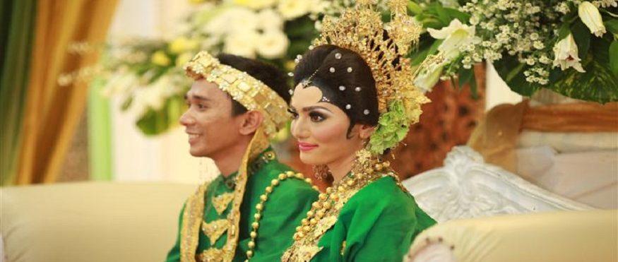 Ilustrasi - Pengantin Adat Makassar. (foto: ist/palontaraq)