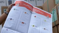 Suara suara Pemilu Legislatif 2019