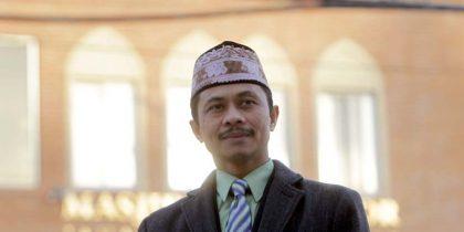 Imam Shamsi Ali. (foto: ist/palontaraq)