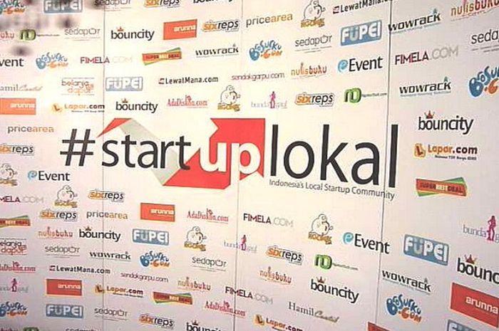 Startup lokal
