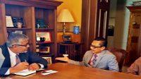 Berdiskusi dengan lawmaker (anggota DPRD) Michigan tentang perkembangan Komunitas Muslim dan respon dari masyarakat Amerika. Ternyata beliau juga adalah putra imigran dari India. Pengalamannya menjadi bekal besar dalam memperjuangkan kepentingan komunitas di Amerika.
