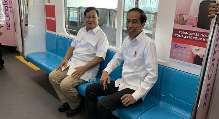 Prabowo dan Jokowi. (foto: ist/palontaraq)
