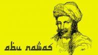 Sketsa - Abu Nawas. (foto: ist/palontaraq)