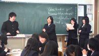 Murid dan Guru dalam Sekolah di Jepang. (foto: kaskus/*)