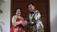 Prabowo-Megawati bertemu. Akankah koalisi Partai Gerindra dengan PDIP? (foto: merdeka.com)