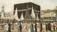 Baitullah, Kakbah, Mekkah al-Mukarramah. (foto: ist/palontaraq)