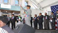 Foto: Menyampaikan sambutan sebagai Ketua pelaksana pada acara Parade Islam Internasional di kota New York.