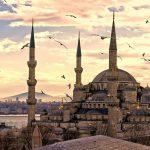 Masjid Istanbul Turki. (foto: ist/palontaraq)