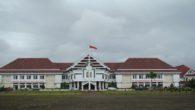 Pusat Pemerintahan Daerah, Kantor Bupati Pangkep. (foto: ist/palontaraq)