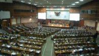 Parlemen di Senayan, Jakarta. (foto: ist/palontaraq)