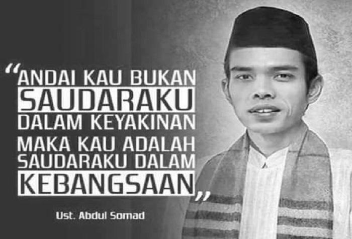 Ustadz Abdul Somad (UAS)