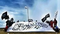 Kibarkan Bendera Tauhid. (foto: ist/palontaraq)