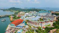 Sentosa Island, Singapore. (foto: ist/palontaraq)