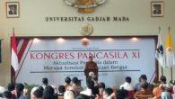 Kongres Pancasila XI di UGM, Yogyakarta. (foto: ist/palontaraq)