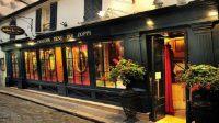 Salah satu Coffe Shop, Warung Kopi di salah satu sudut kota Paris, France. (foto: ist/palontaraq)