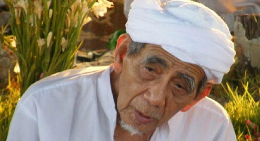 Mbah Moen, KH. Maimoen Zubair. (foto: ist/palontaraq)
