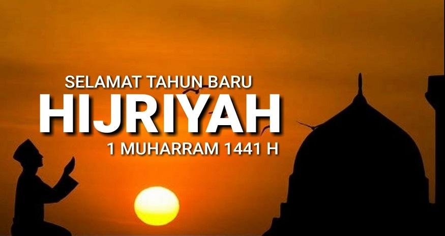 Tentang Hukum Mengucapkan Selamat Tahun Baru Islam. (foto: ist/palontaraq)