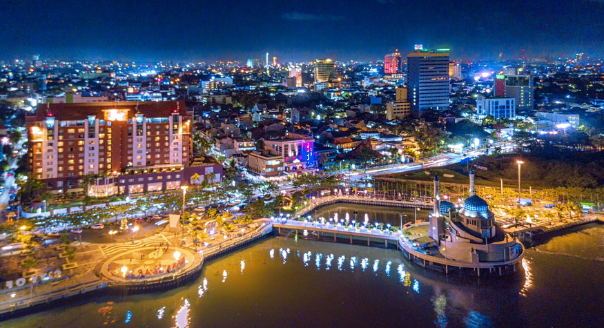 Kota Makassar. (foto: ist/palontaraq)