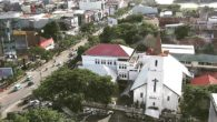 Gereja Immanuel di Pusat Kota Makassar, samping timur Balaikota. (foto: ist/palontaraq)