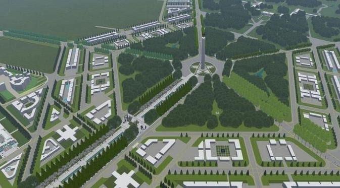 Master Plan Ibukota Baru, Siapa punya Proyek?