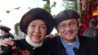 Eyang Habibie bersama Ibu Ainun semasa hidupnya. (foto: ist/palontaraq)