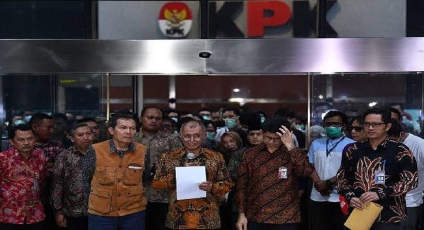 Para Pimpinan KPK