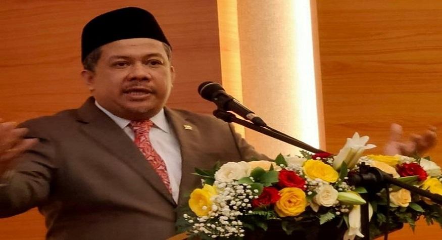 Fahri Hamzah, Wakil Ketua DPR RI. (foto: ist/palontaraq)