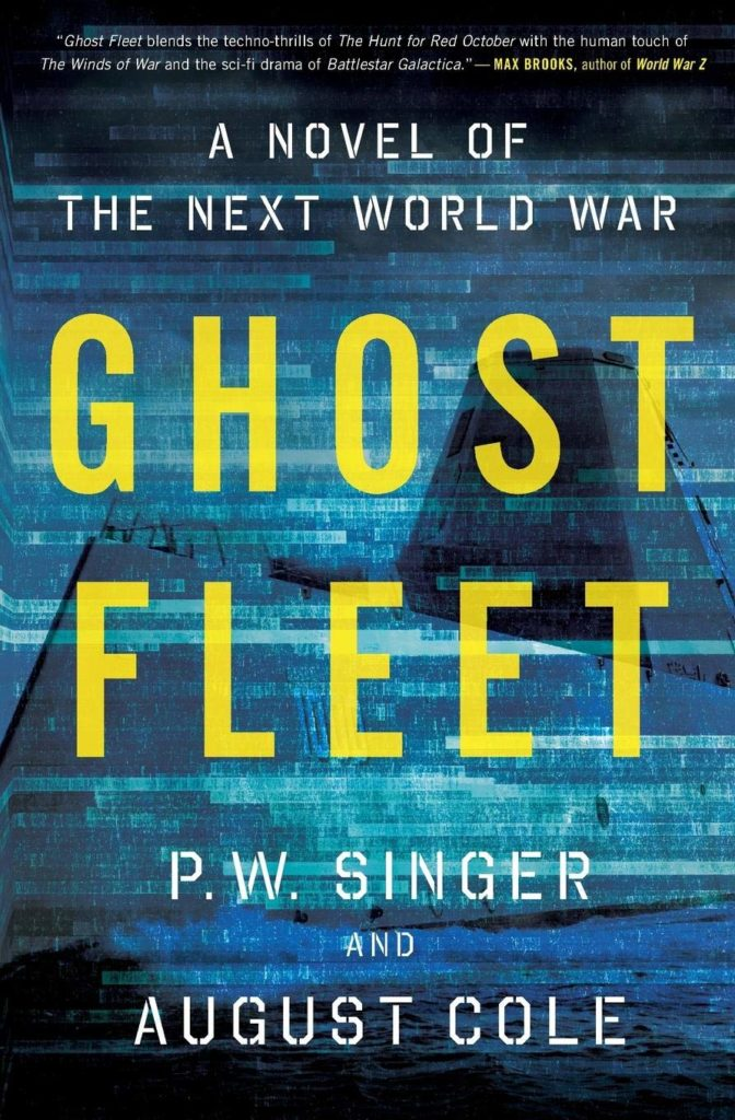 "Novel ""The Ghost Fleet"" (foto: ist/palontaraq)"