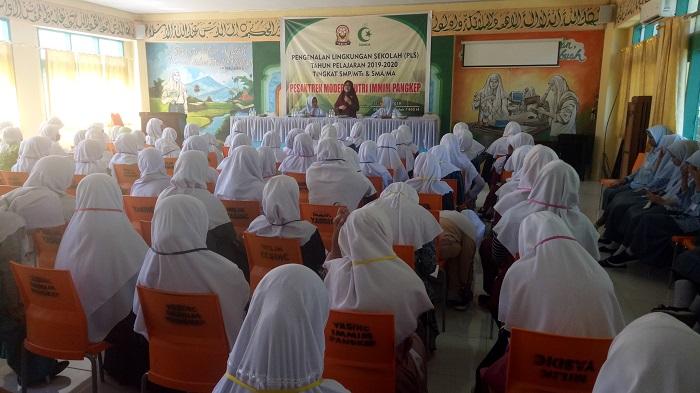 Pengenalan lingkungan sekolah. (foto: mfaridwm/palontaraq)