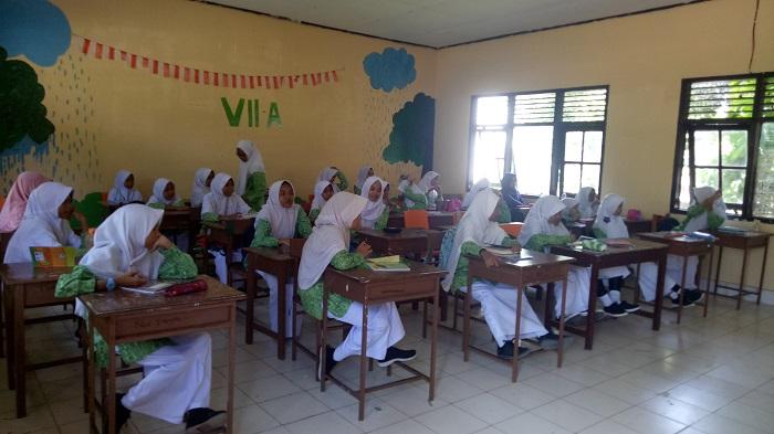 Kegiatan Pembelajaran di Kelas. (foto: mfaridwm/palontaraq)