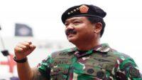 Panglima TNI RI, Marsekal Hadi Tjahjanto. (foto: ist/palontaraq)