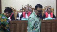 Imam Nahrawi jadi tersangka KPK dalam Kasus Korupsi Kemenpora. (foto: cnn/*)